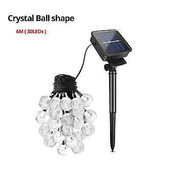 Fairy Solar Lights Lawn Lamps - Waterproof