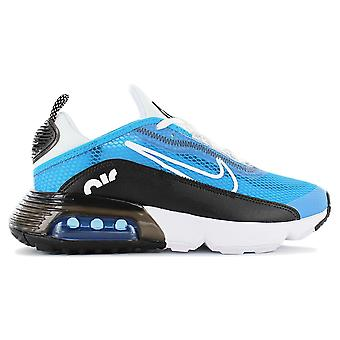 Nike Air Max 2090 GS - Kids Shoes Blue CJ4066-400 Sneakers Sports Shoes