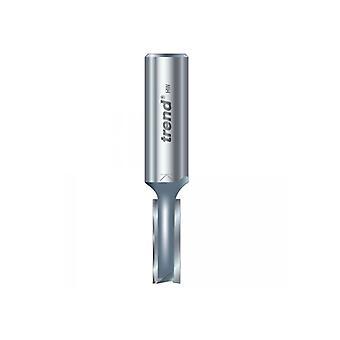 Trend 3/2 x 1/2 TCT Two Flute Cutter 6.0mm x 16mm TRE3212TC