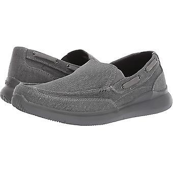 Propét Men's Shoes viasol Fabric Closed Toe Slip On Shoes