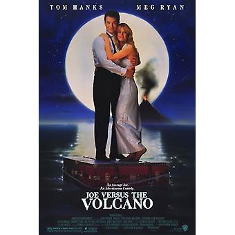 Joe gegen den Vulkan-Film-Poster (11 x 17)