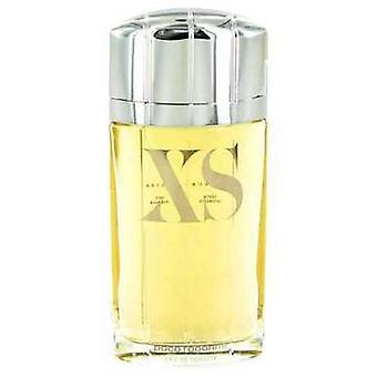 Xs By Paco Rabanne Eau De Toilette Spray (tester) 3.4 Oz (men) V728-461337