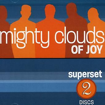 Mighty Clouds of Joy - Superset [CD] USA import