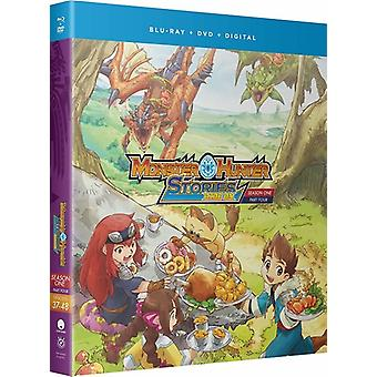 Monster Hunter Stories Ride on: Season One - Pt 4 [Blu-ray] USA import