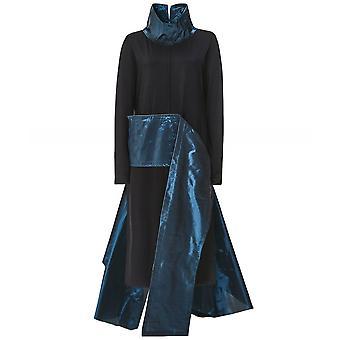 Xenia Design Blio4 Contrast Taffeta Dress