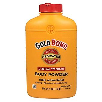 Gold bond medicated body powder, original strength, 4 oz