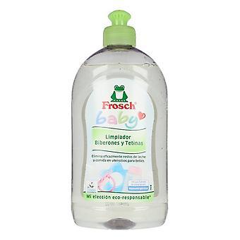 Baby Bottle Cleaner Frosch 500 ml