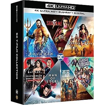 Dc 7 Film Collection [Blu-ray] Usa importation
