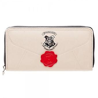 Harry Potter Letter Zip Around Purse