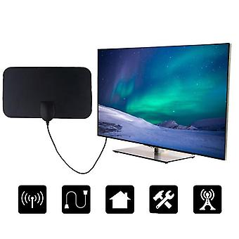 4k 25db Vysoký zisk, HD TV DTV Box Digitálna televízna anténa
