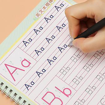Käsinkirjoituksen kirjoittamisen harjoituskirja