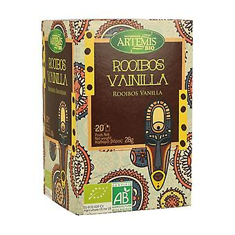 Rooibos + Vanilla Bio 20 paket