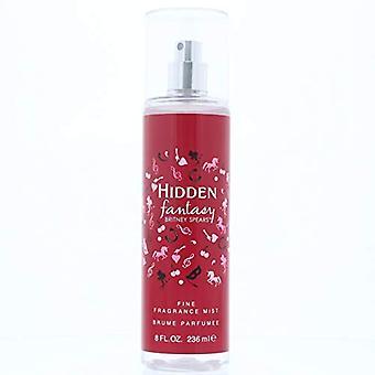 Britney Spears Hidden Fantasy Fine Fragrance Mist 236 ml