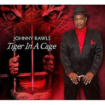 Johnny Rawls - Tiger in a Cage [CD] USA import