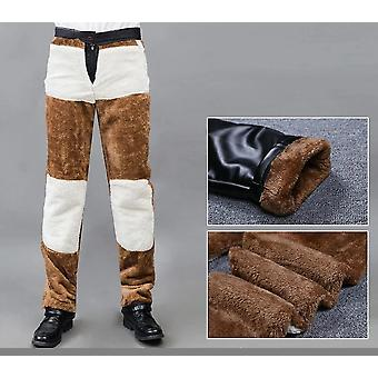Winter Pu Leather Pants