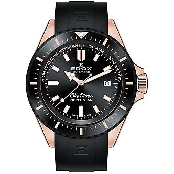 Edox 80120 37RNNCA NIR Skydiver Men's Watch