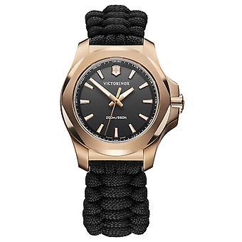Reloj de damas Victorinox 241880, cuarzo, 37 mm, 20ATM