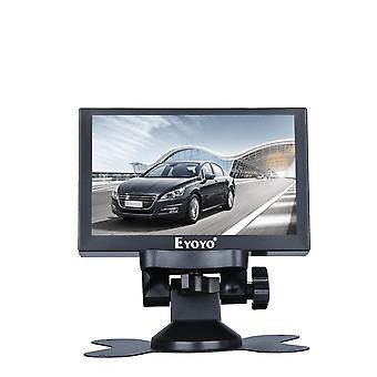 """5.5"""" Ips Hdmi- Wyświetlacz LCD Mini Ekran, Wsparcie VGA / BNC / Av Usb z pilotem"""