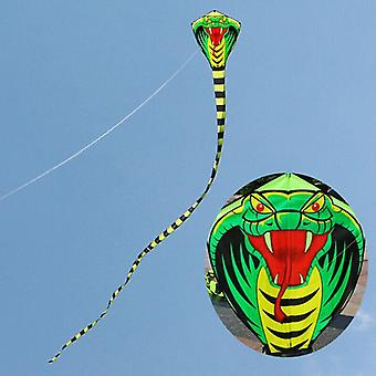 Cartoon Mamba Snake Kites