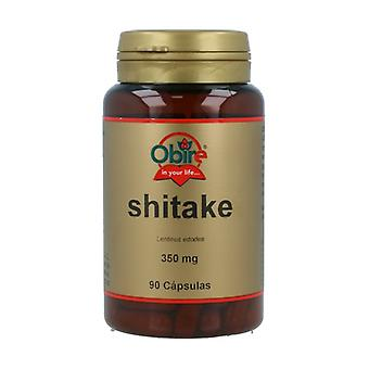Shitake Lentinus Edodes 90 capsules of 590mg