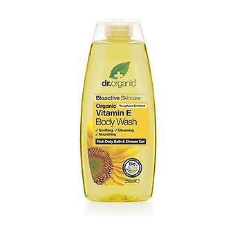 ORGANIC VITAMIN E BODY WASH 250 ML 250 ml
