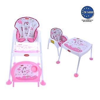 Tasche Mama rosa Fütterung Stuhl