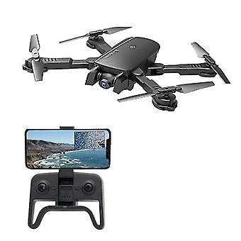 Wifi fpv with 4k wide angle camera foldable rc drone quadcopter rtf