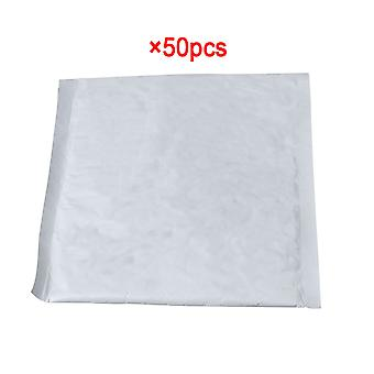 180x150mm White Bags Poly Bubble Mailers Padded Envelopes Set of 50