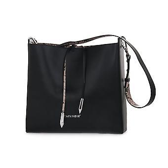 Café noir n001 bolsa bolsas reversibles