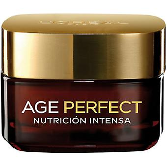 L'Oreal Paris Crème de nuit intense Nutritive Age Perfect