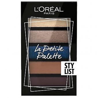 L'Oréal Paris Lidschatten La Petite Palett 04 Stylist