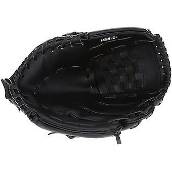 DZK Baseball Glove Left Hand Baseball Glove Adult Baseball Training Competition Glove 2 Colors