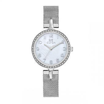 CLYDA MONTRES Women's Watch - CLA0774AAAX - Silver Steel