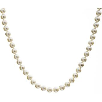 Pearls of the Orient Gratia Freshwater Pearl Necklace - White
