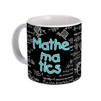 هدية القدح: مهنة الرياضيات