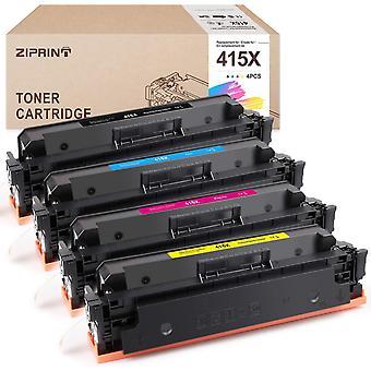 FengChun kompatibel fr HP 415X Toner fr HP Color Laserjet Pro MFP M479fdw M479fdn M454dw M454dn M454