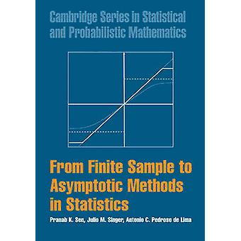 Von Finite Sample zu Asymptotic Methods in Statistics von Julio M. Universidade de Sao Paulo SingerAntonio C. Universidade de Sao Paulo Pedroso de Lima