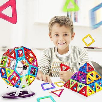 Магнитные строительные блоки Конструктор Строительство Установить Модель «строительство игрушка.