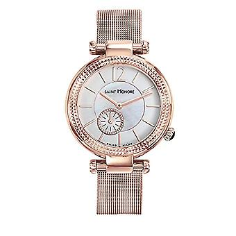 Saint Honore Analog Watch Quartz for Women with Stainless Steel Strap 7621218YAIR