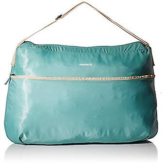BensimonShoulder BagDonnaBlu Crossbody Bag (Aqua)4 Cmx 36, 5 Cmx 60 Senttimetriä (L x K x L)