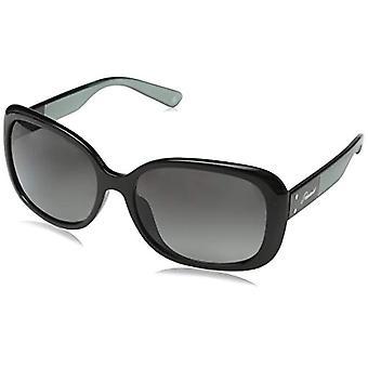 משקפי פולארויד PLD 4069/G/S/X משקפי שמש, שחור, 59 אישה