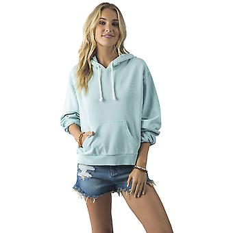 Rip Curl Sundrenched Pullover Hoody i Sea Fog