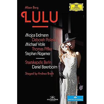 Berg: Lulu [DVD] USA import