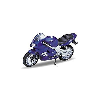 Triumph TT600 (2002) Diecast modell motorcykel