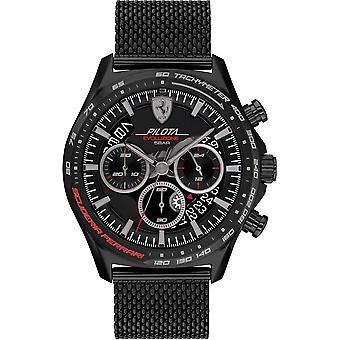 Scuderia Ferrari SF830827 PILOTA EVO Heren Horloge