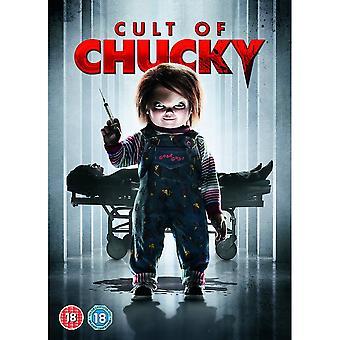 Cult of Chucky DVD