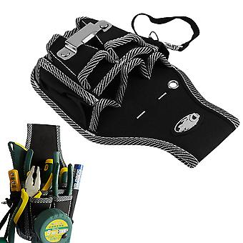9 In1 Electrician Waist Tool Belt With Pockets