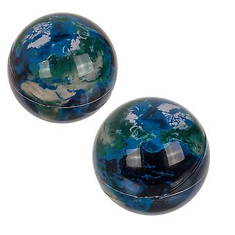 Earth Globe Glide Ball - Cracker Filler Gift
