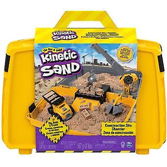 Arena Cinética Construcción Sandbox