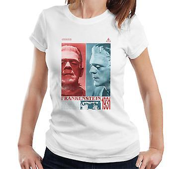 Frankenstein The Original Horror Show Women's T-Shirt